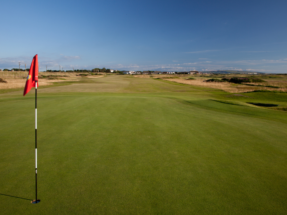 Play Western Gailes Golf Course, near Troon, Scotland