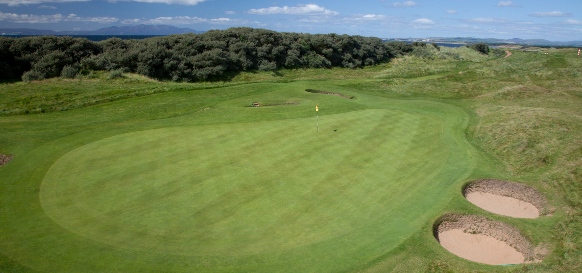 Play Western Gailes Golf Course, near Troon, Scotland