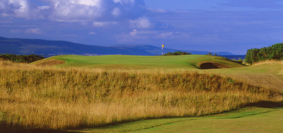 Royal Dornoch Golf Course - Hole 2
