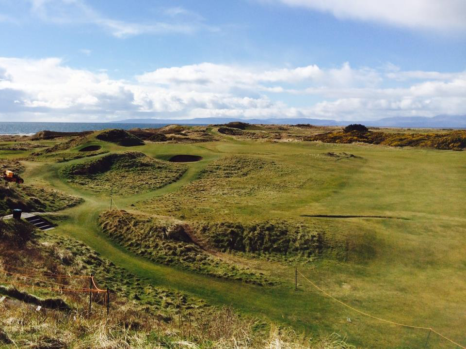 royal troon old course host of the 2016 british open - Open Castle 2016